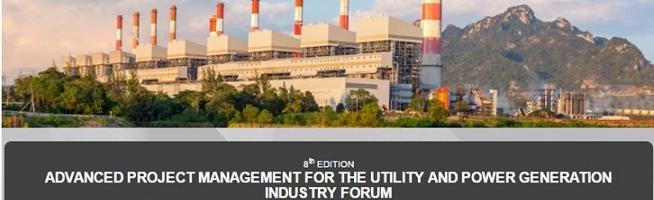 8th Edition - ADVANCED PROJECT MANAGEMENT FOR THE UTILITY AND POWER GENERATION INDUSTRY